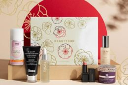 Lookfantastic Japan Limited Edition Beauty Box 2020 — наполнение