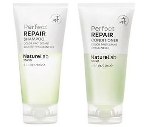 NatureLab TOKYO Perfect Repair Shampoo and Conditioner Duo
