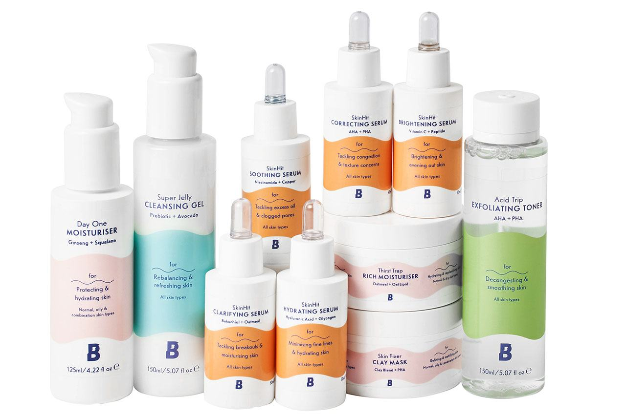 косметика Skincare By BEAUTY BAY