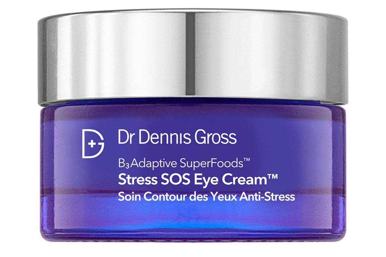крем для век Dr. Dennis Gross B3Adaptive Superfoods Stress SOS Eye Cream