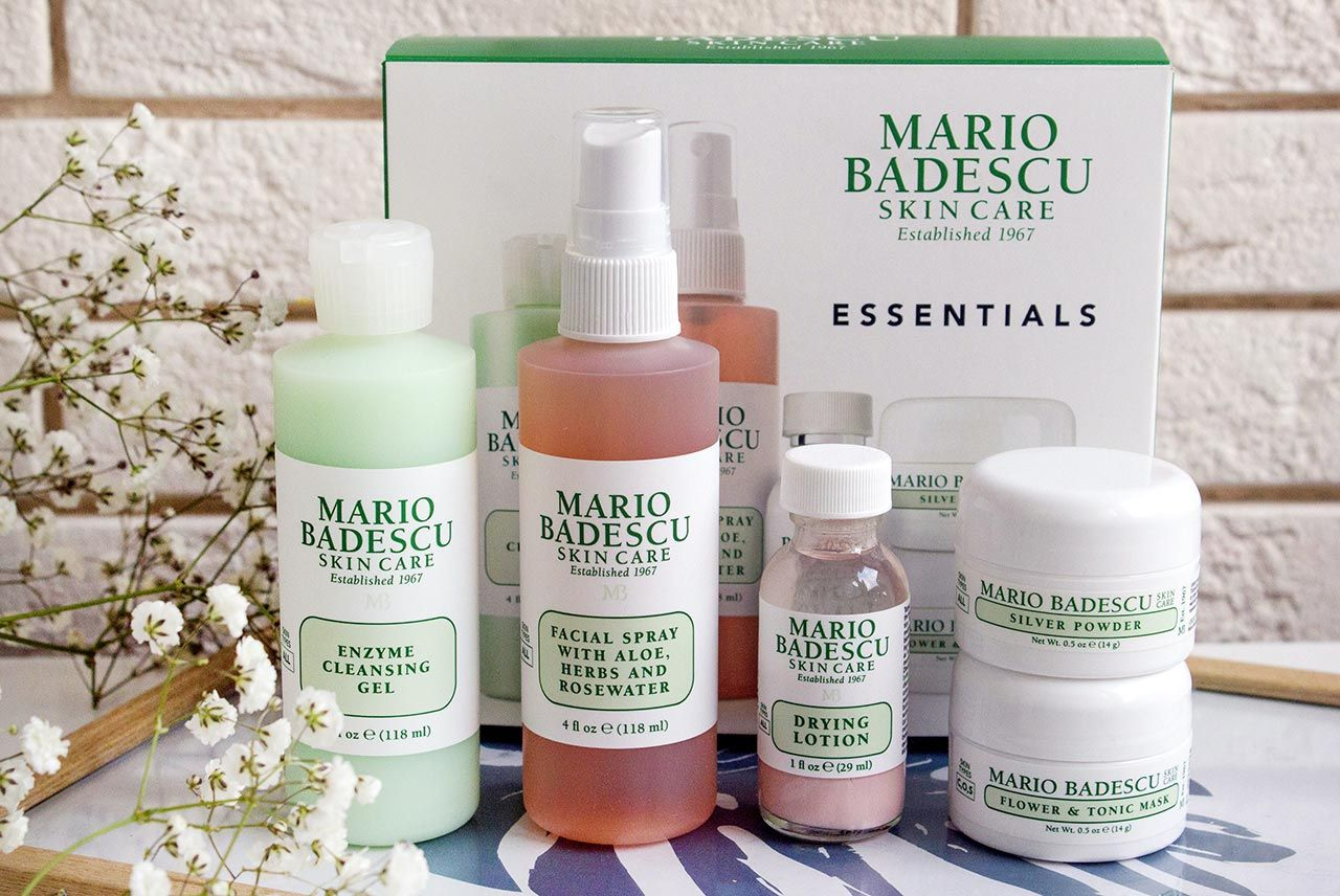 отзыв о Mario Badescu The Essentials Kit