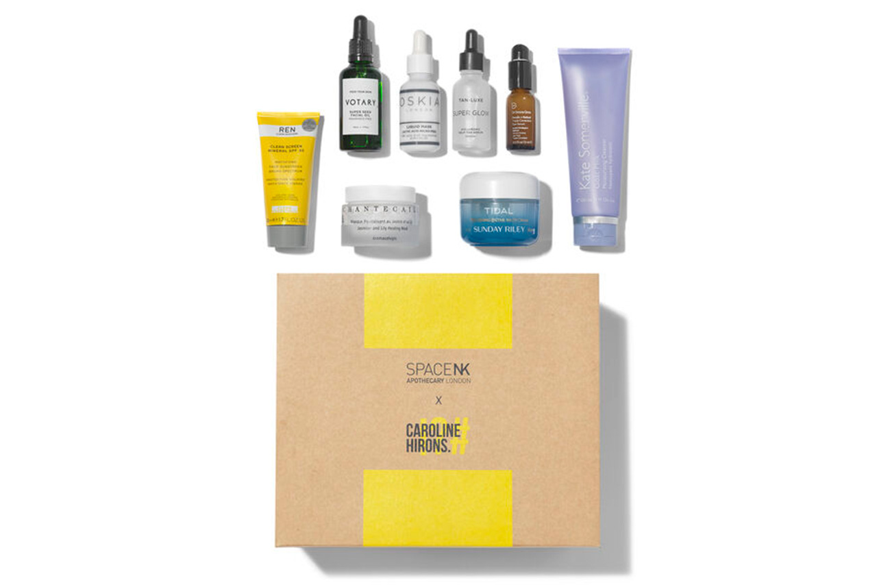 The Space NK x Caroline Hirons Beauty Box February 2020