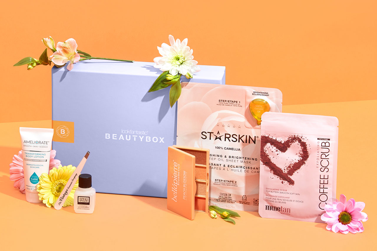 Lookfantastic Beauty Box April 2020