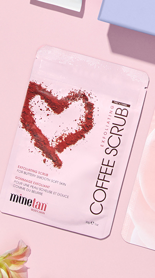 Lookfantastic Beauty Box April 2020 Minetan Coffee Scrub