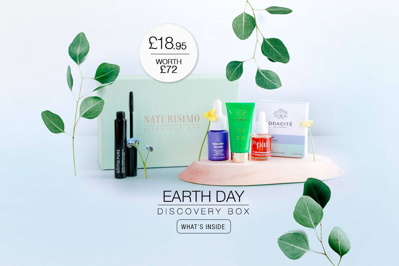 Naturisimo Earth Day Exclusive Discovery Box