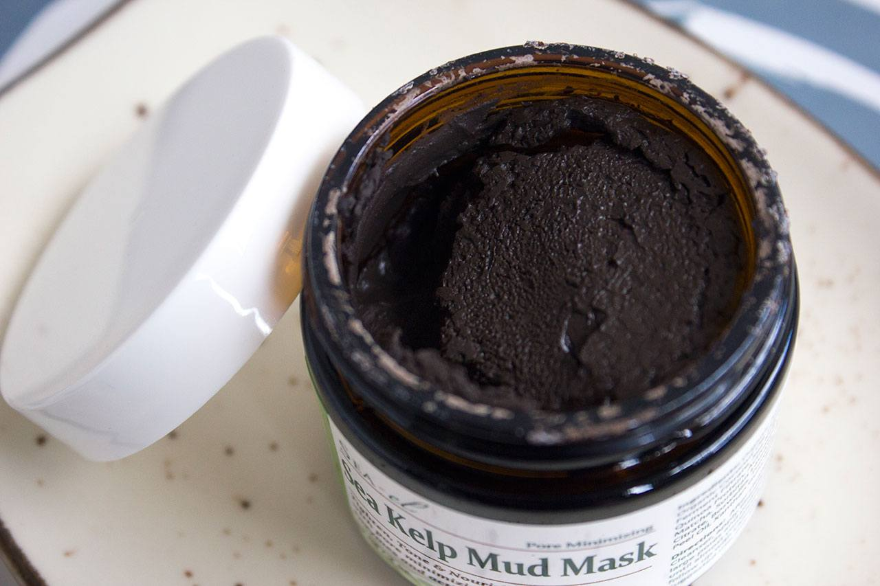 текстура Sea el Sea Kelp Mud Mask