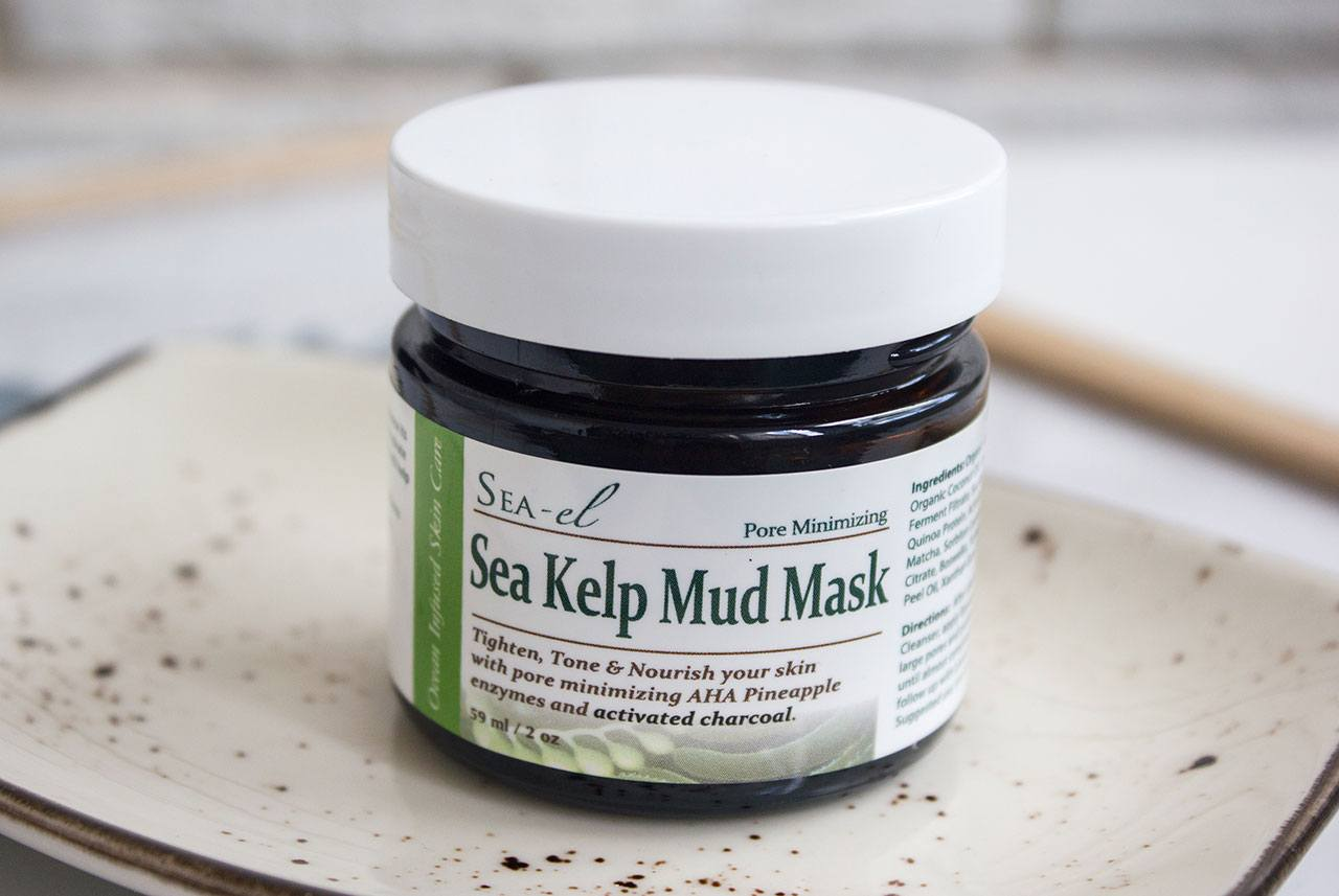 упаковка Sea el Sea Kelp Mud Mask