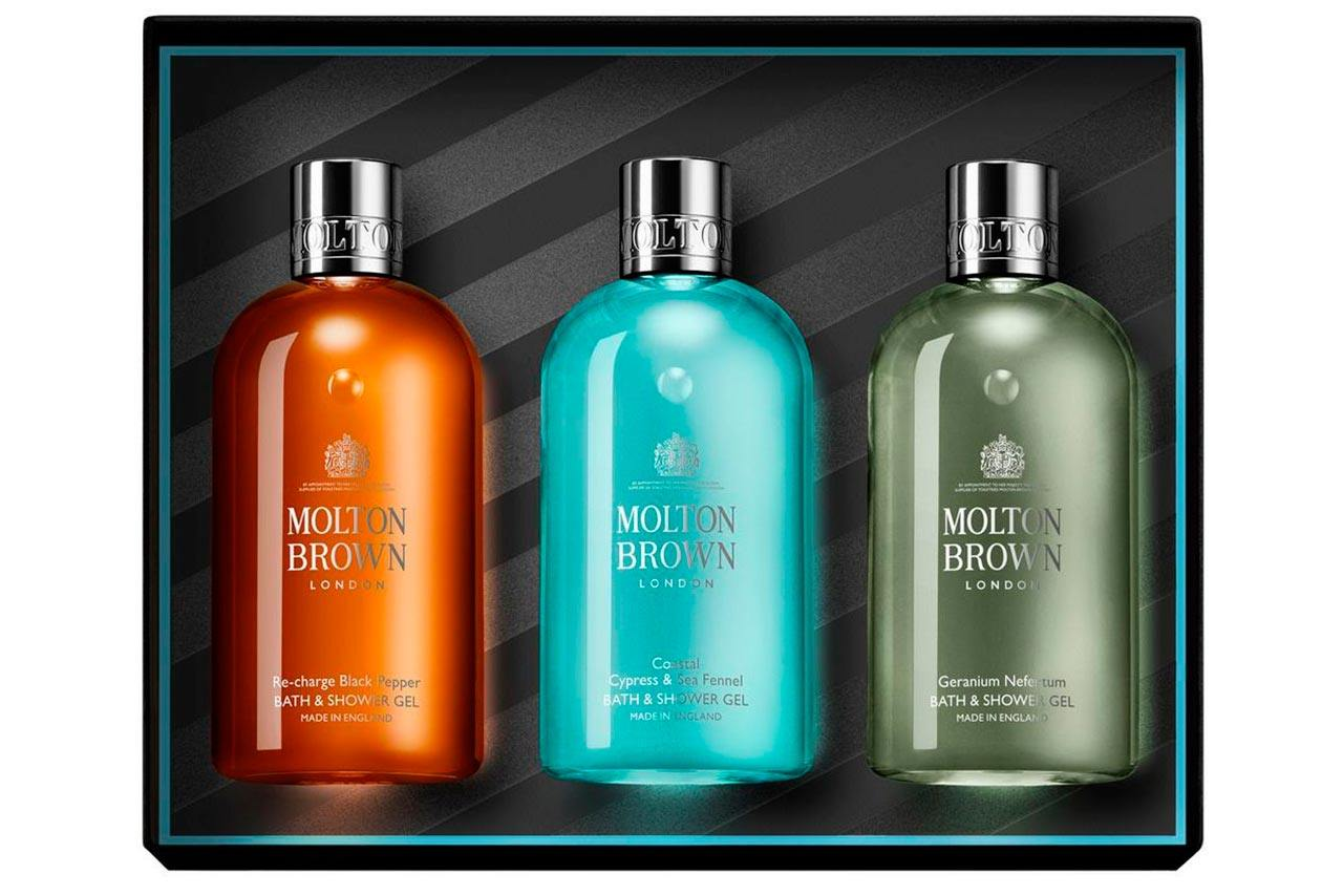 Molton Brown Spicy & Aromatic Collection