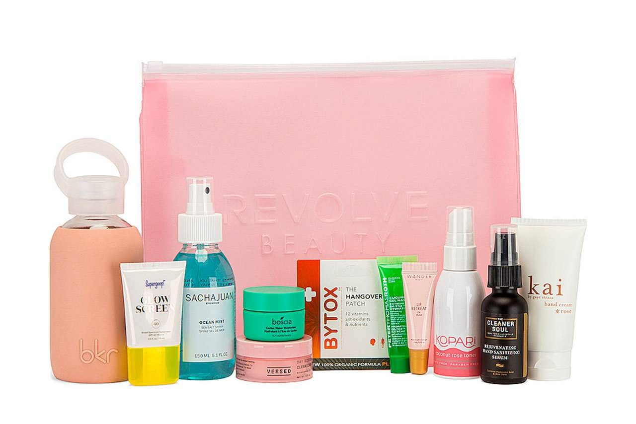 Revolve Beauty Self-Care Essentials Kit