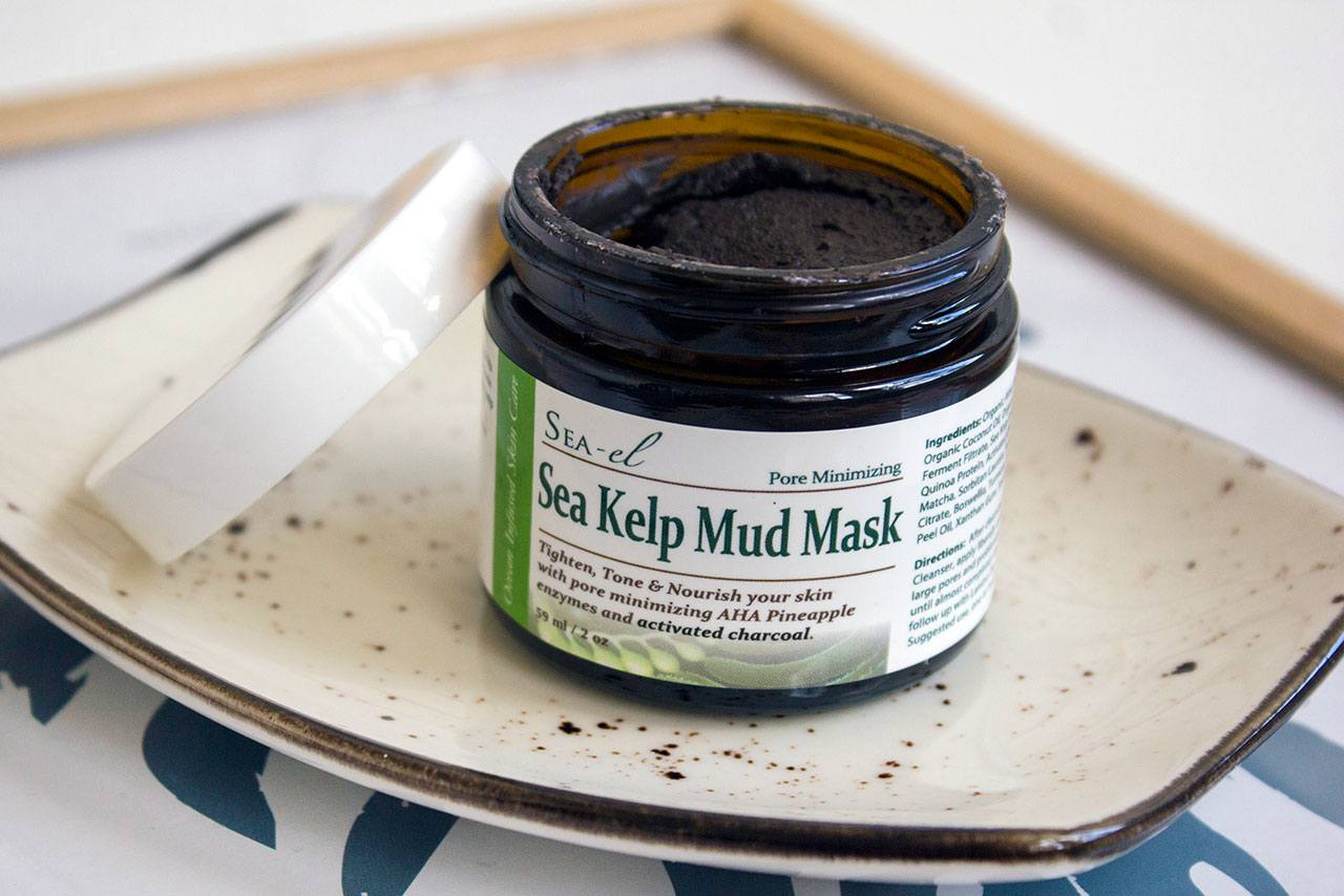 Sea el Sea Kelp Mud Mask