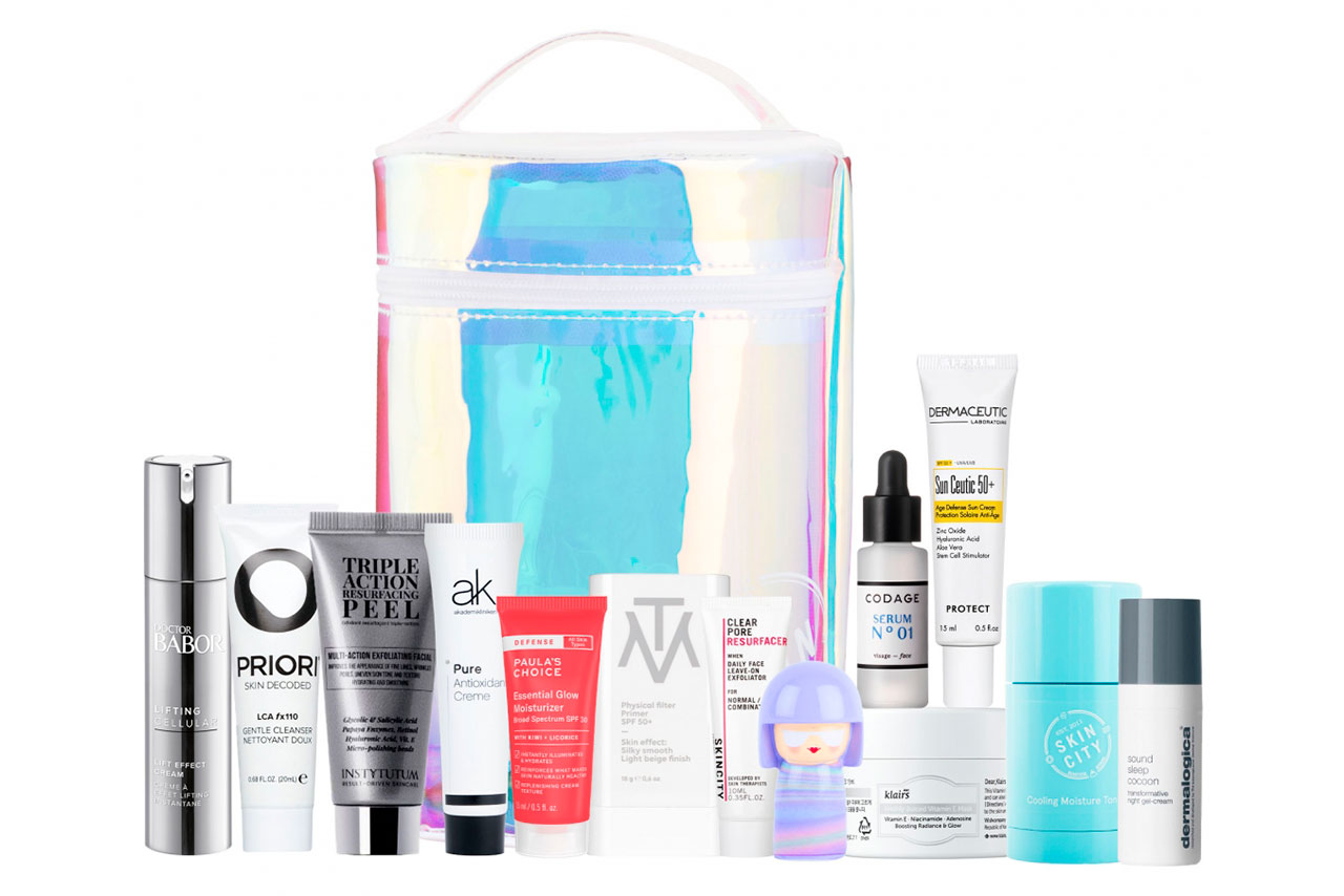 Skincity Experience Box Summer Edition
