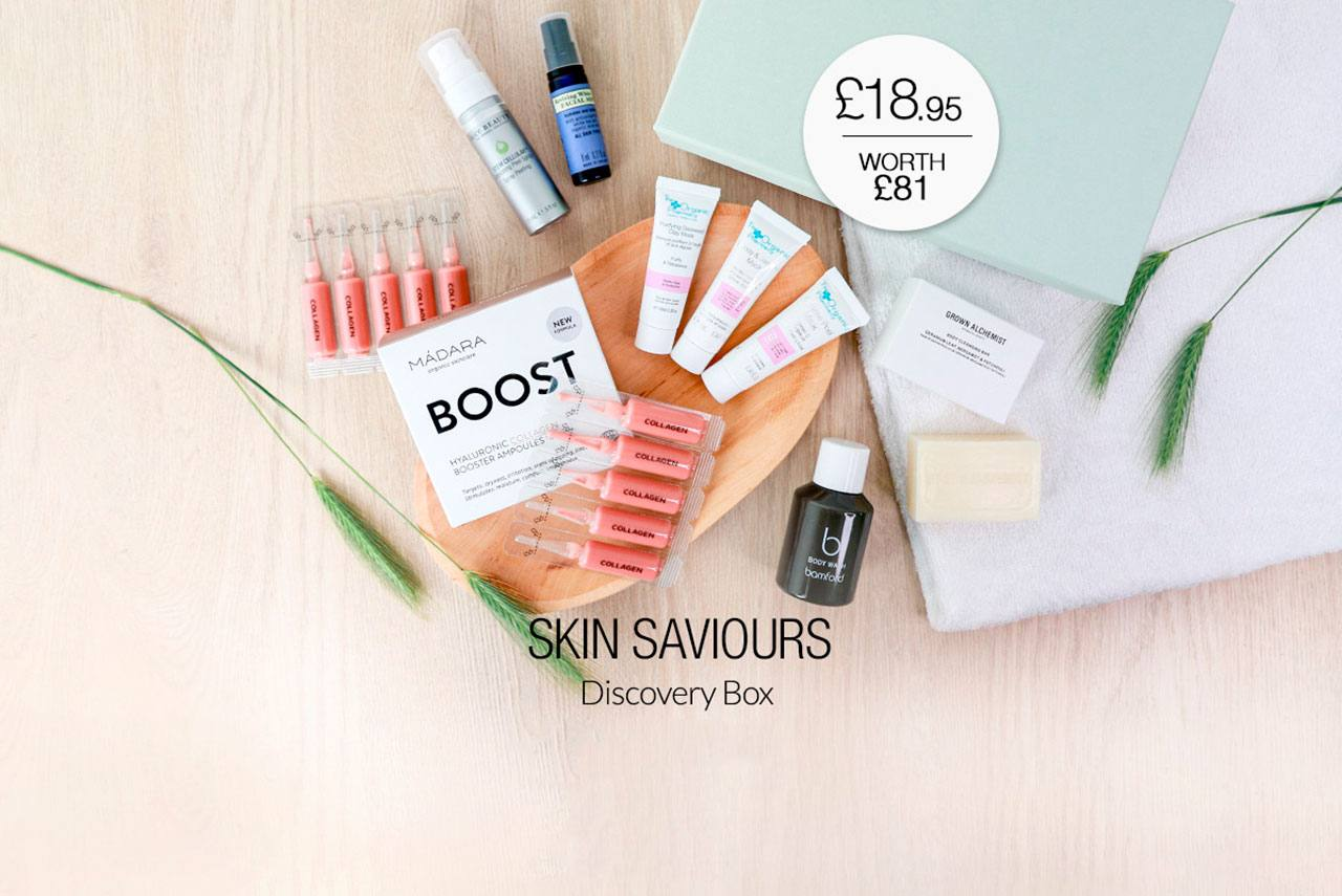 Naturisimo Skin Saviours Exclusive Discovery Box