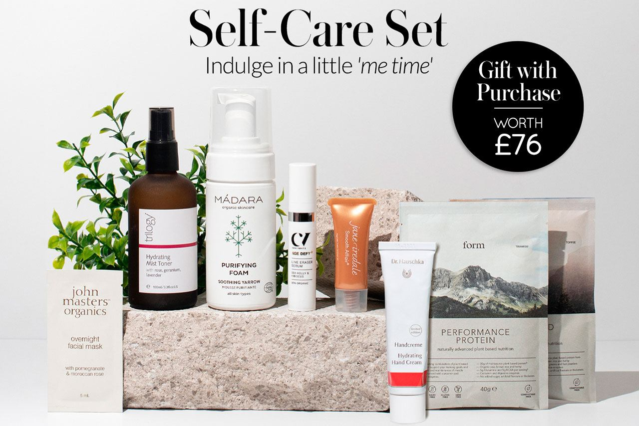 гуди бэг Naturisimo Self-Care Gift