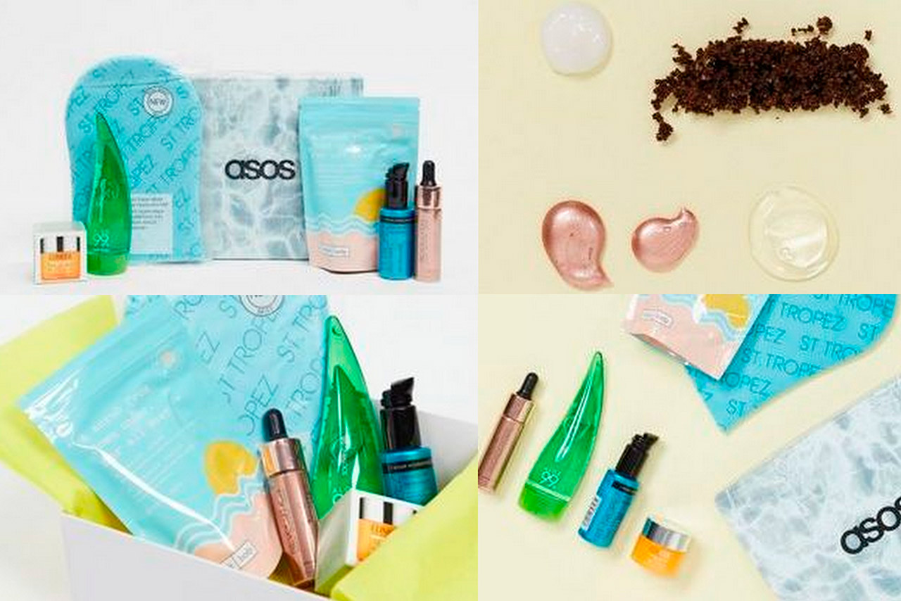 ASOS Summer Glow Box