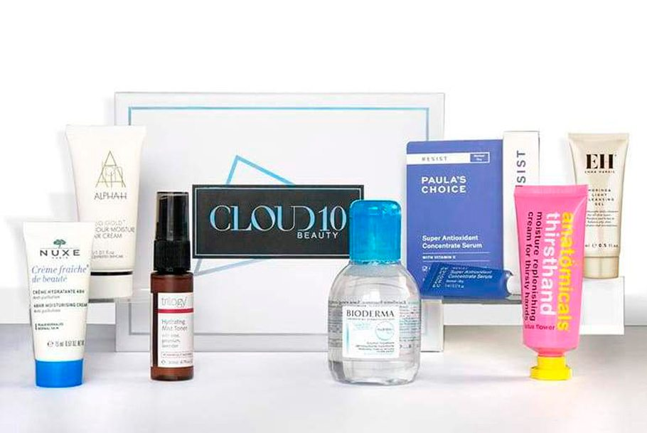 Cloud 10 Beauty The #HydrationHeroes Gift Set