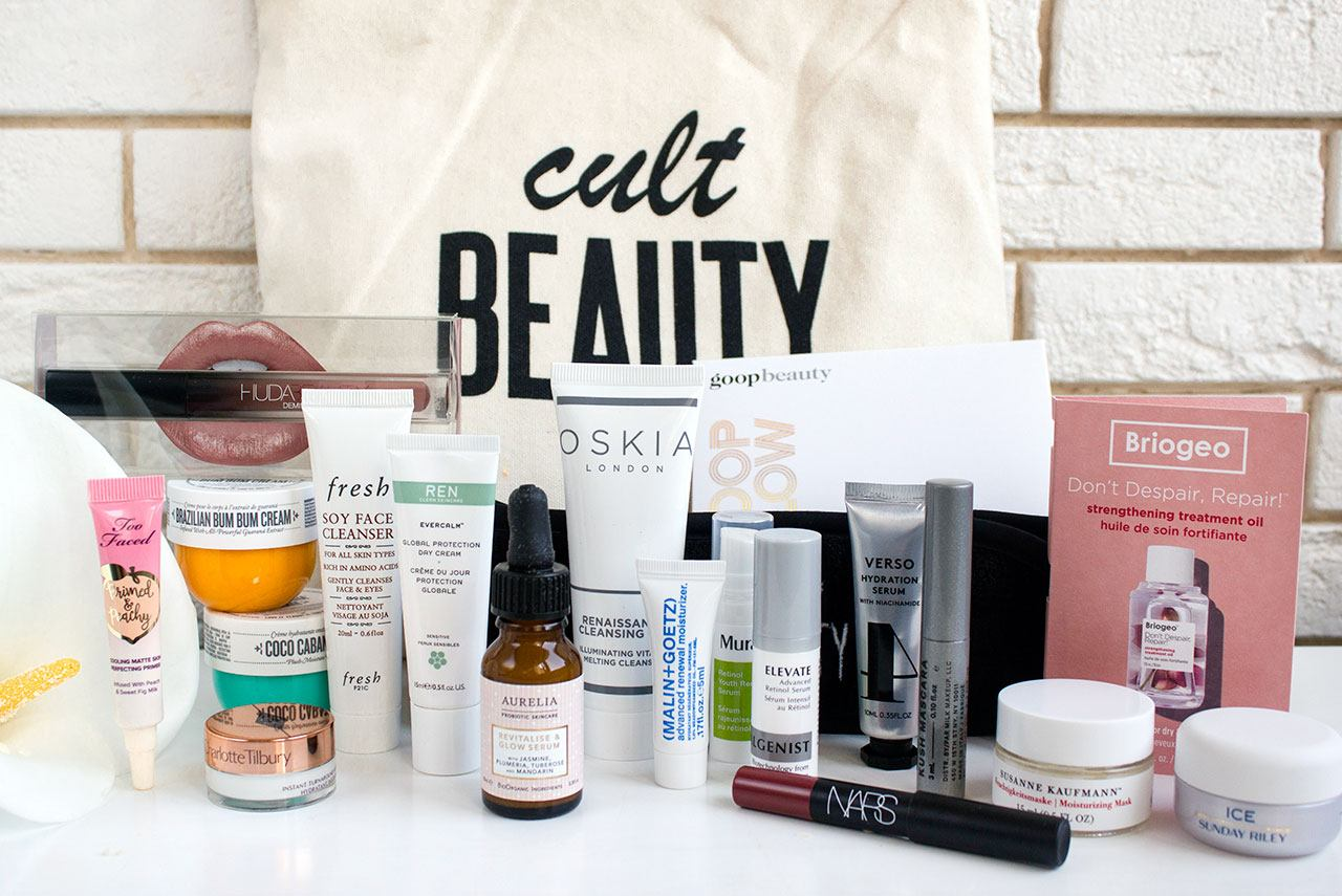 Cult Beauty Goody Bag лето 2020
