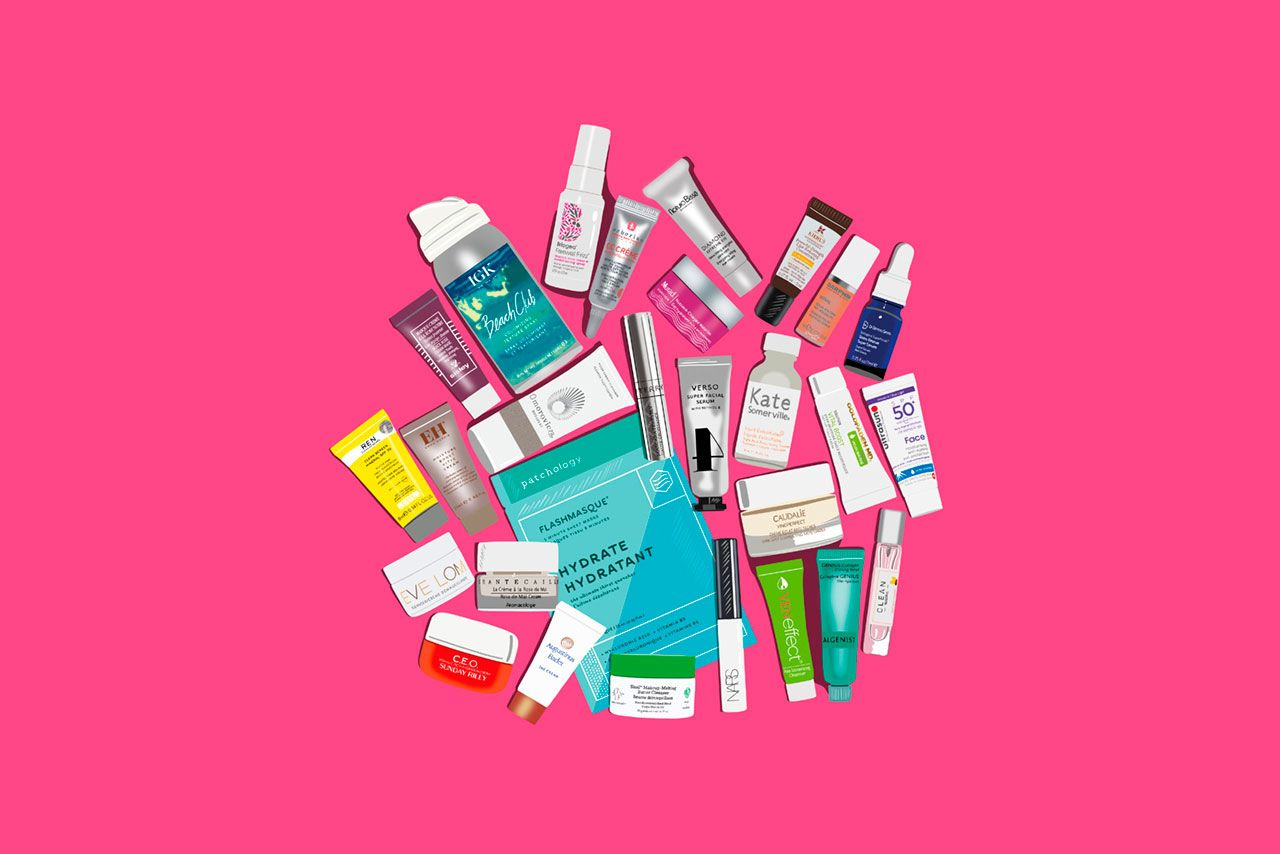 Space NK The Summer Refresh Gift