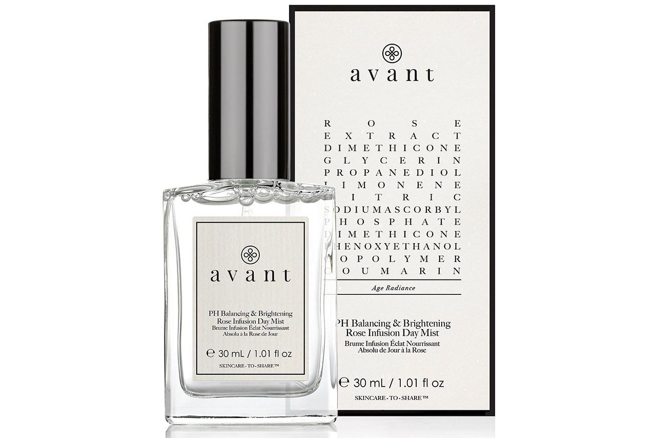 Avant PH Balancing & Brightening Rose Infusion Day Mist