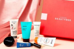 Lookfantastic Beauty Box August 2020 — наполнение