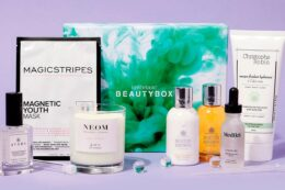 Lookfantastic The Science Of Beauty Beauty Box — наполнение