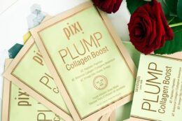 Маска Pixi PLUMP Collagen Boost Volumizing Infusion Sheet Mask — отзыв