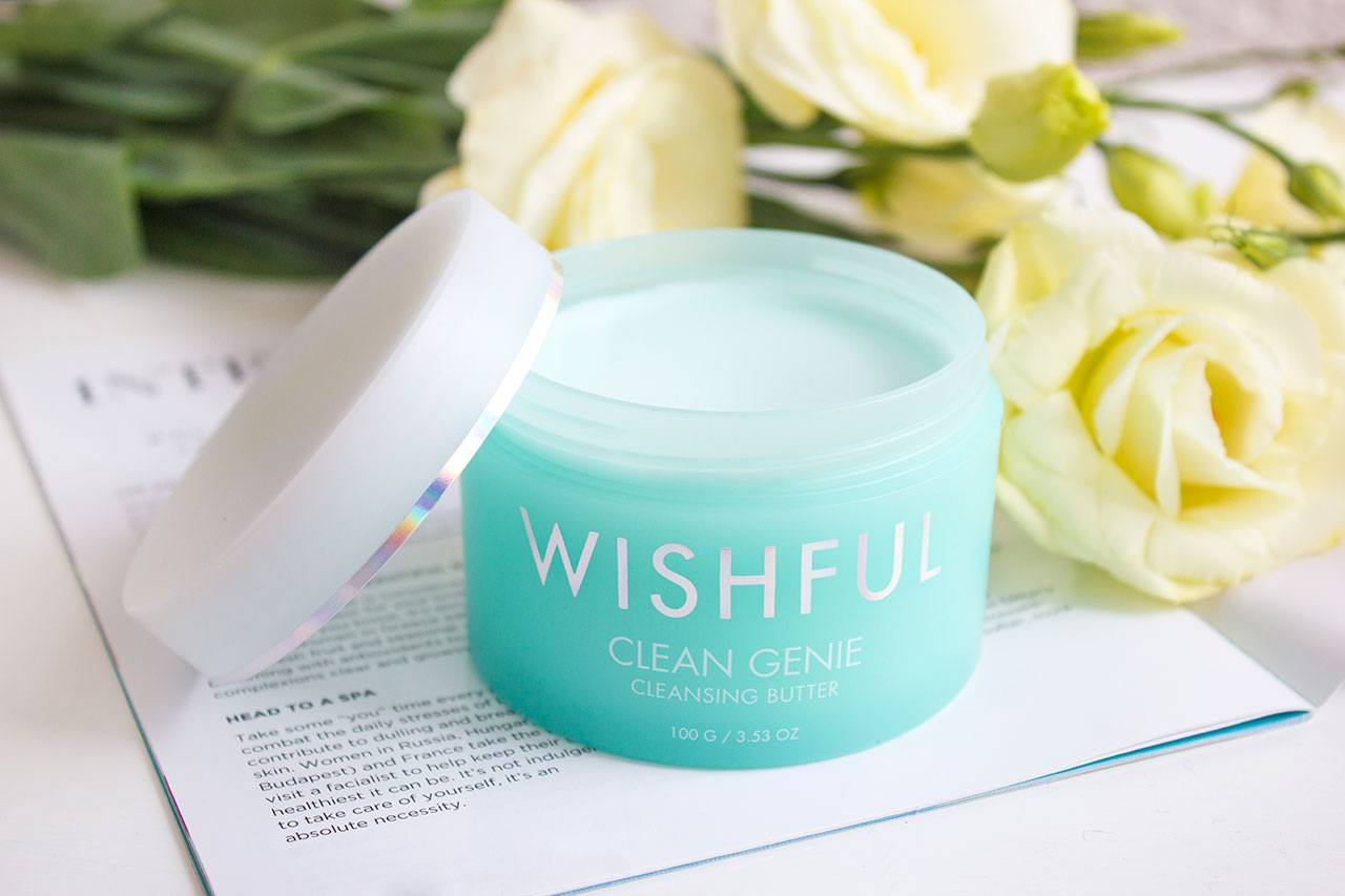 Wishful Clean Genie Cleansing Balm