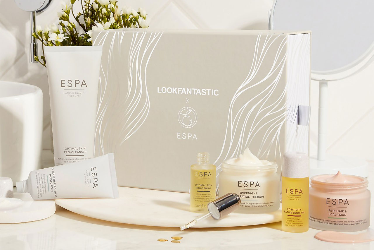 Lookfantastiс x ESPA Beauty Box 2020