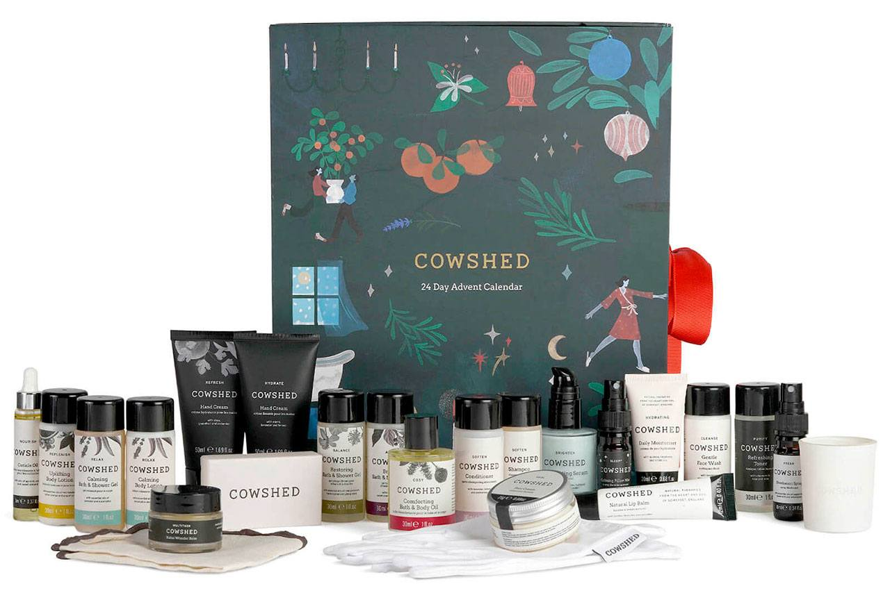 Cowshed 24 Day Advent Calendar 2020