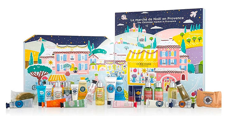 L'Occitane Beauty Advent Calendar 2020