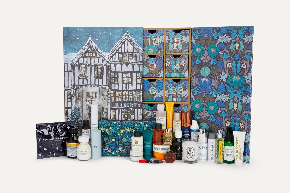 Liberty London The Liberty Beauty Advent Calendar 2020