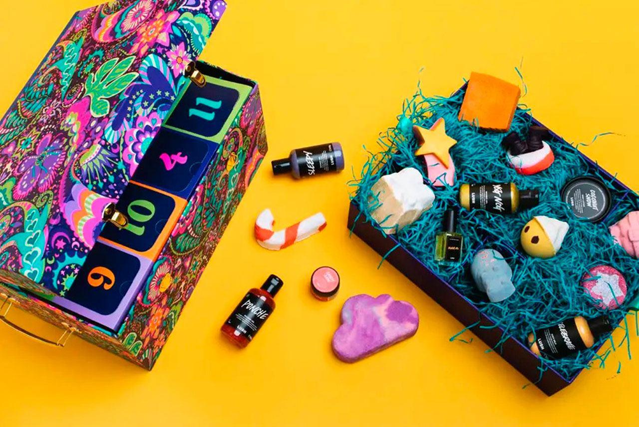 Lush Beauty Advent Calendar 2020