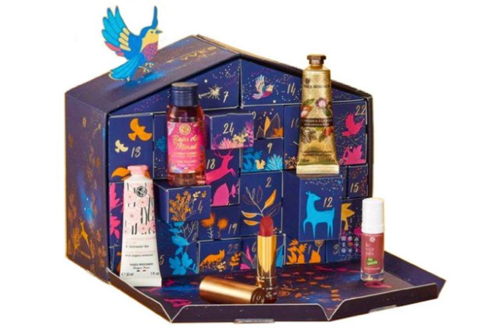 Yves Rocher Advent Calendar 2020