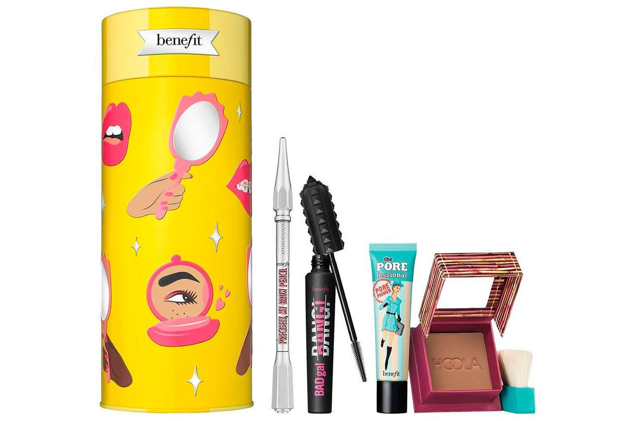 Benefit Cheers, My Dears! Gift Set Новогодние наборы Benefit 2020