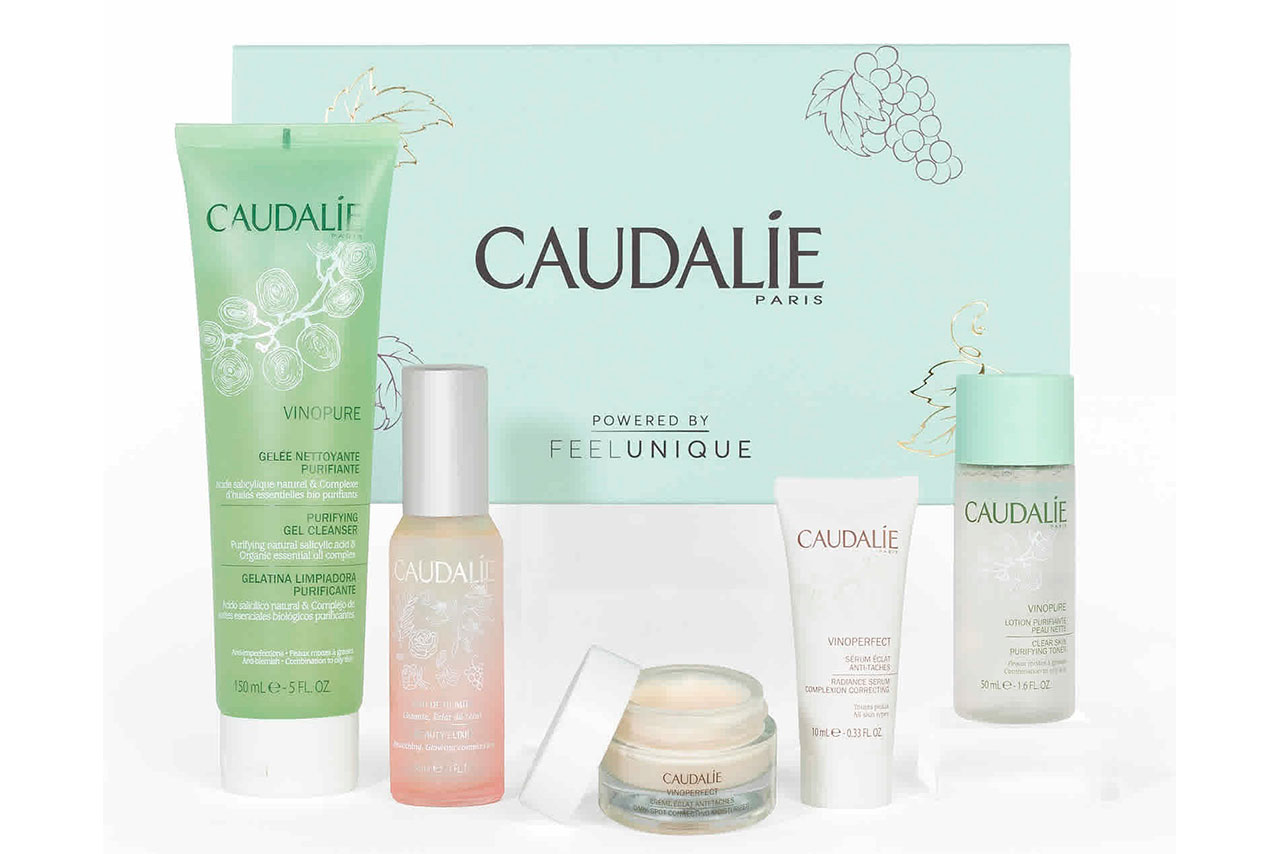 Caudalie x Feelunique Clean Routine Beauty Box