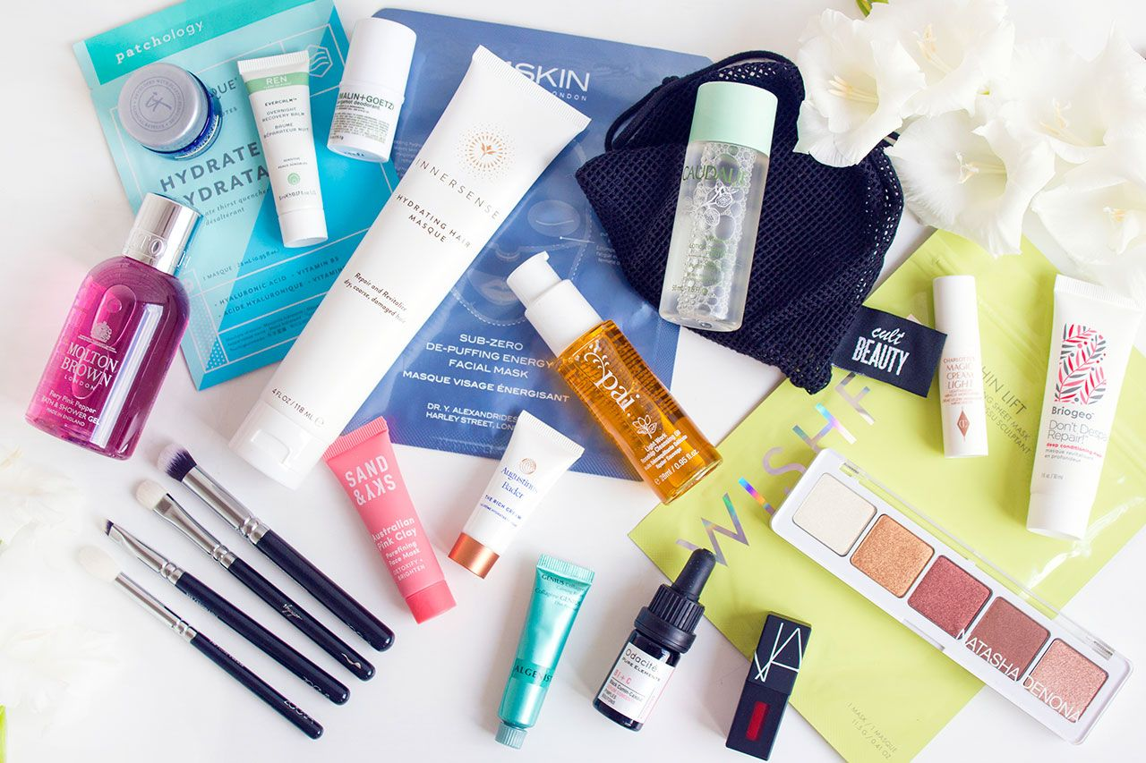 Cult Beauty Goody Bag осень 2020
