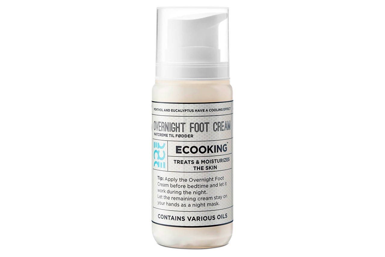 Ecooking Overnight Foot Cream