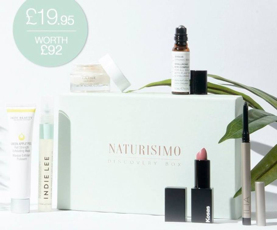 Naturisimo Most Wanted Discovery Box