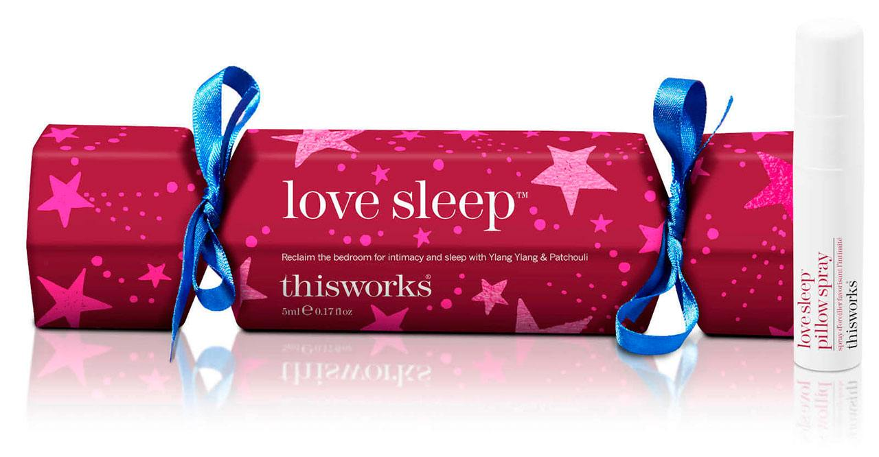 this works Love Sleep Gift Set