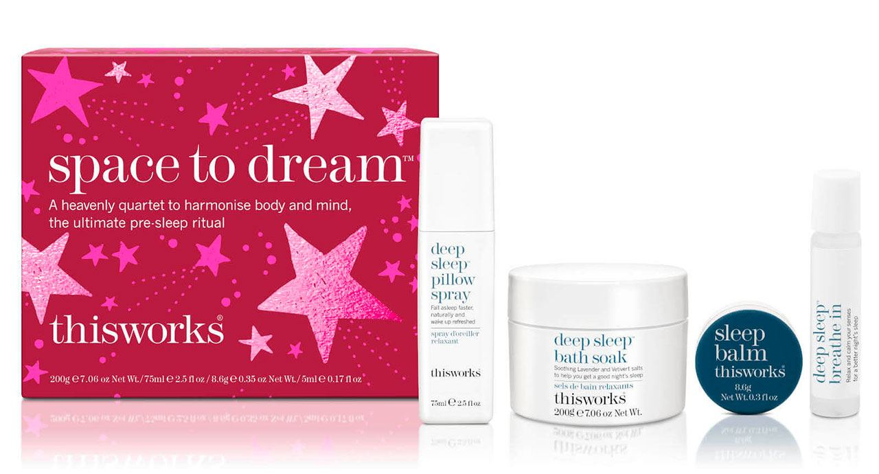 this works Space to Dream Gift Set