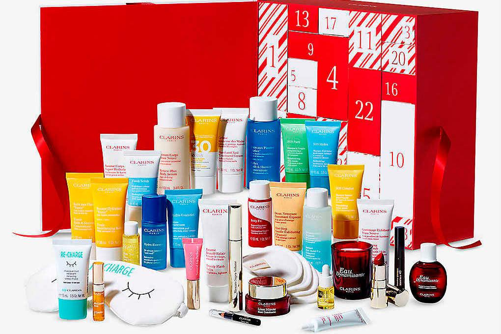 Clarins Advent Calendar 2020