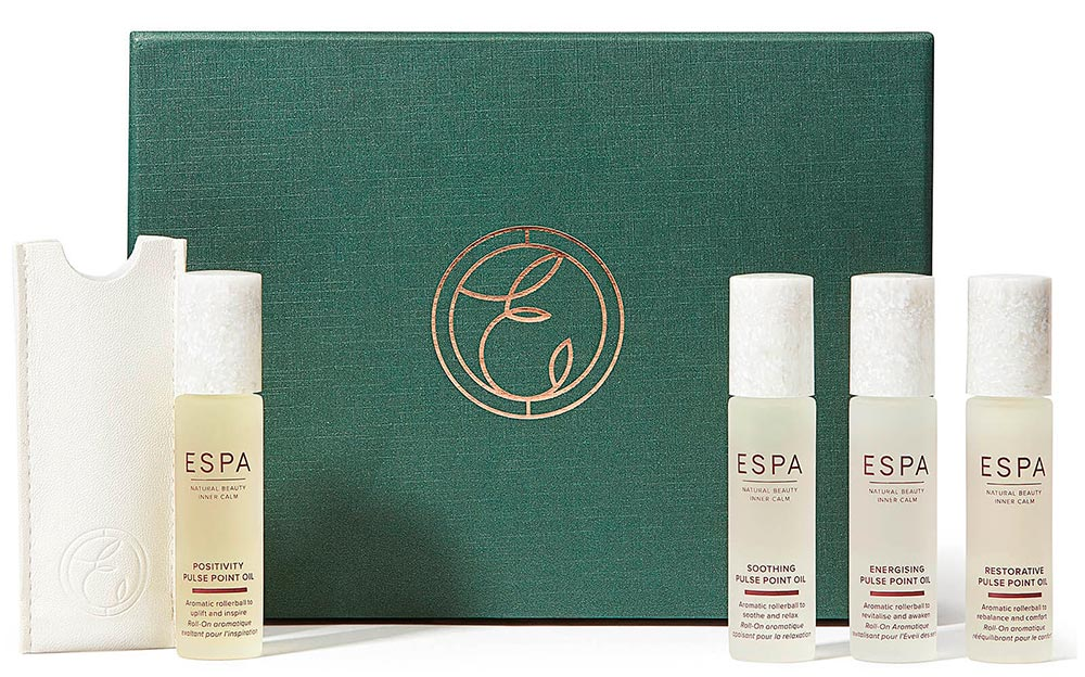ESPA Good Times Roll Pulse Point Collection