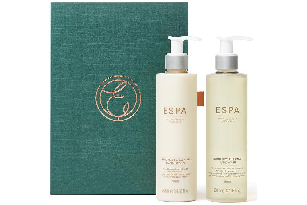 ESPA 'Hands Made With Love' Hand Cream Duo
