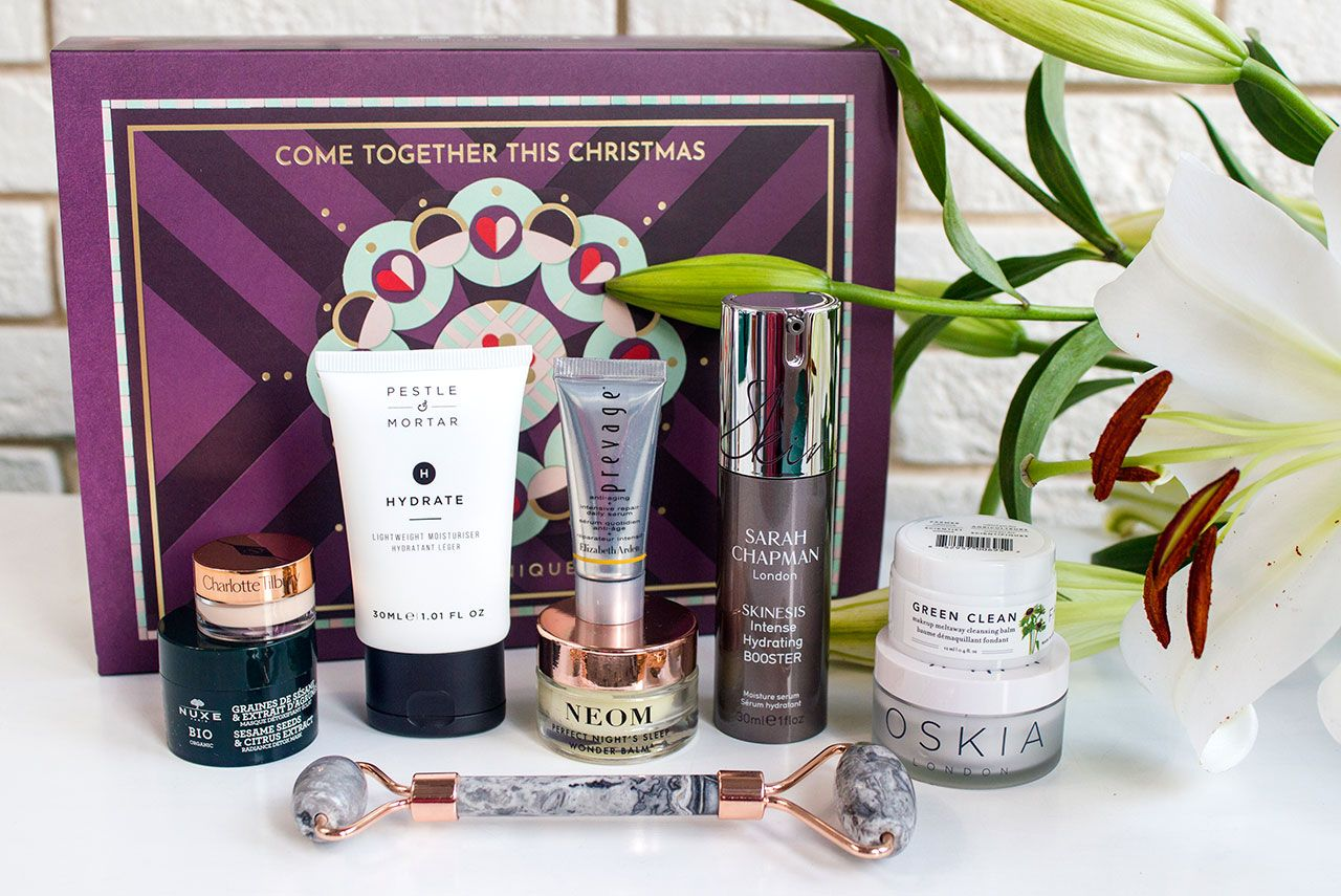 Feelunique Luxe Skincare Gift Box