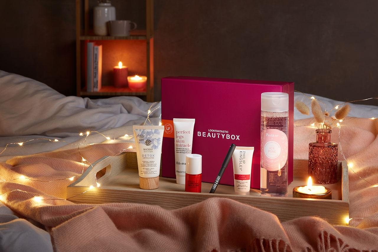 Lookfantastic Beauty Box November 2020
