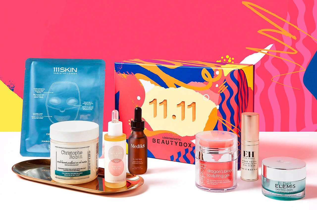 Lookfantastic Single's Day Beauty Box 2020