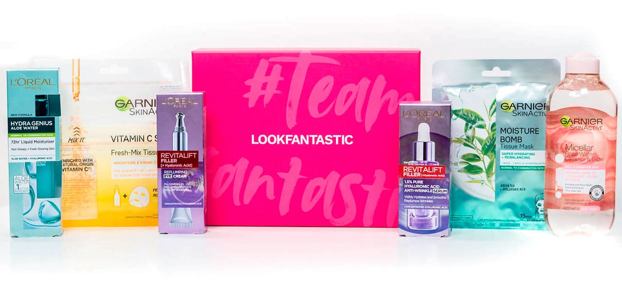 Lookfantastic Ultimate Skincare Box