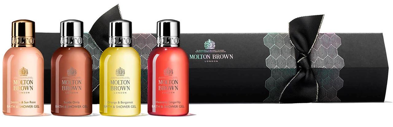 Molton Brown Floral and Citrus Christmas Cracker