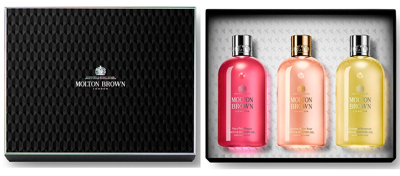 Molton Brown Floral and Citrus Gift Set