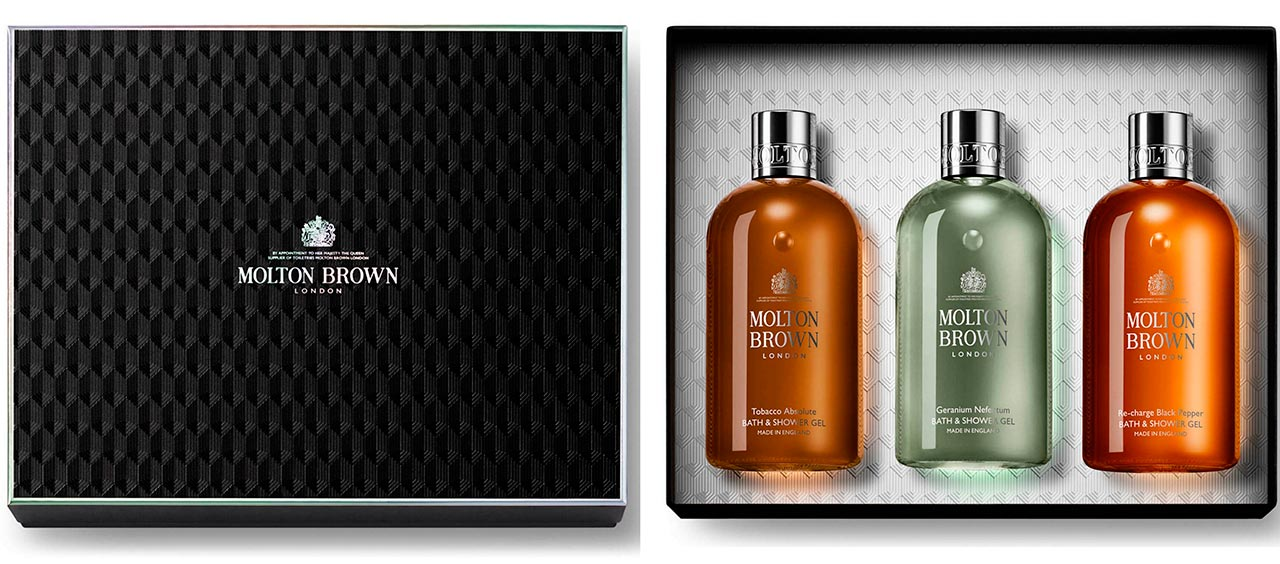 Molton Brown Woody and Citrus Gift Set
