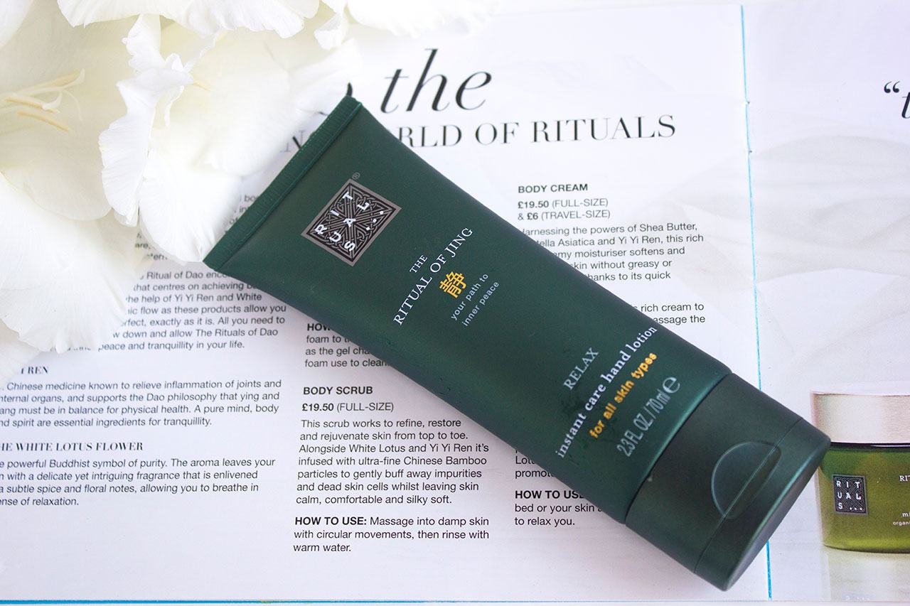 Rituals The Ritual of Jing Hand Lotion